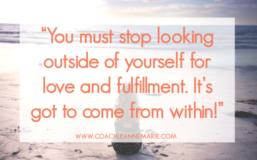 The Powerful Shift to Putting Yourself First
