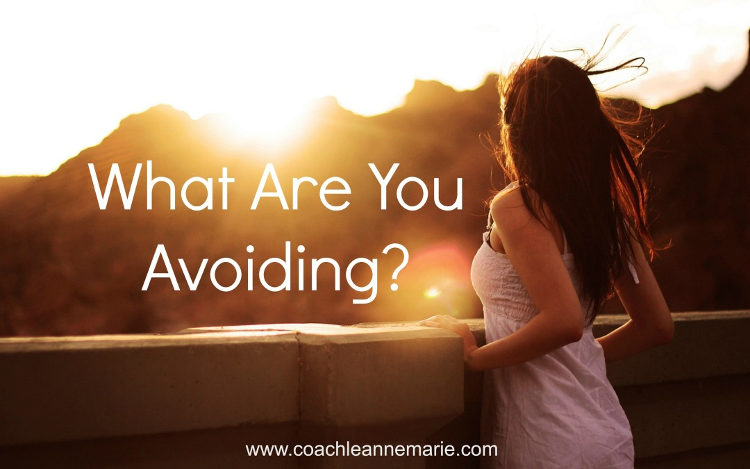 What Are You Avoiding?